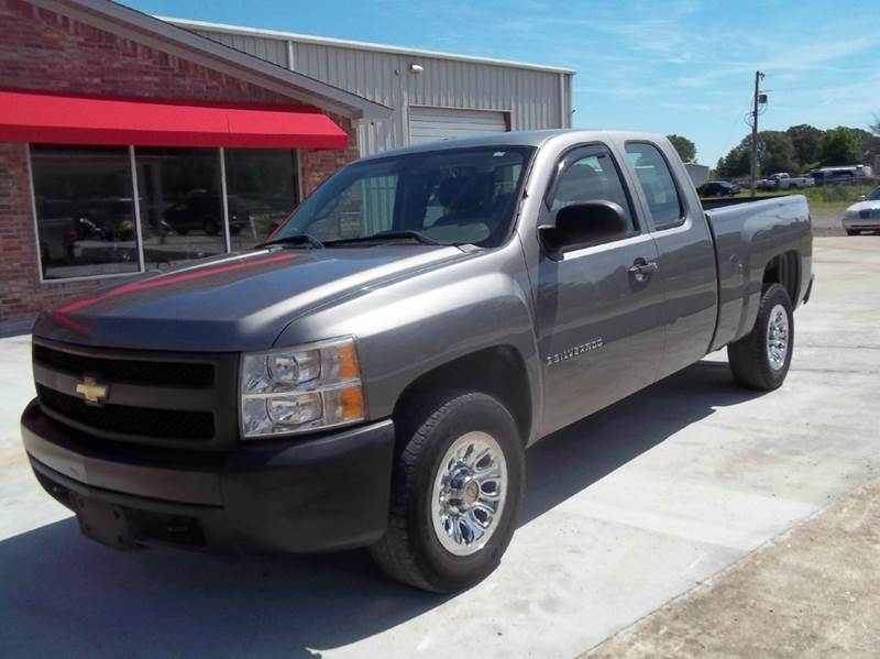 2007 chevrolet silverado 1500 lt1 4dr extended cab 4wd 6 5 ft sb in austin ar us pawn and loan. Black Bedroom Furniture Sets. Home Design Ideas