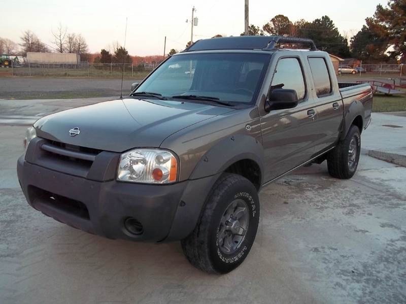 2001 nissan frontier 4dr xe crew cab sb 2wd in austin ar us pawn and loan. Black Bedroom Furniture Sets. Home Design Ideas