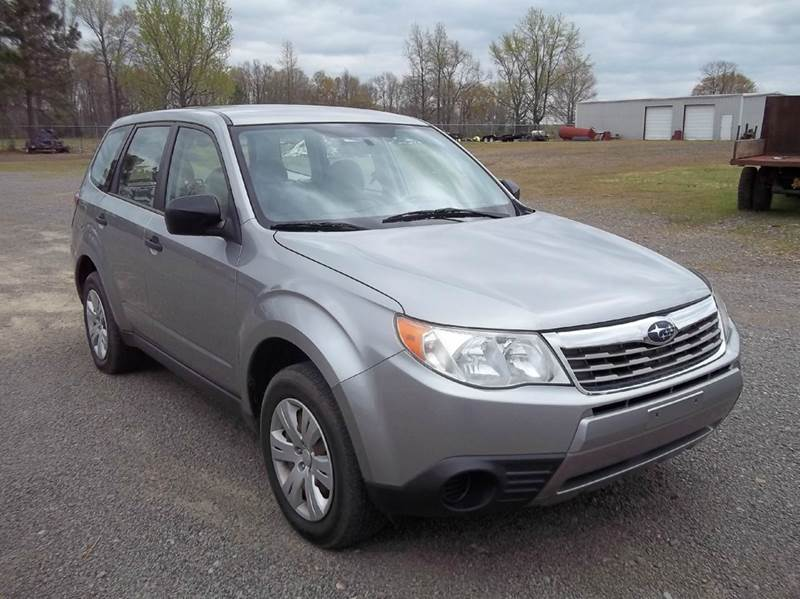 2009 subaru forester 2 5 x awd 4dr wagon 4a in austin ar us pawn and loan. Black Bedroom Furniture Sets. Home Design Ideas