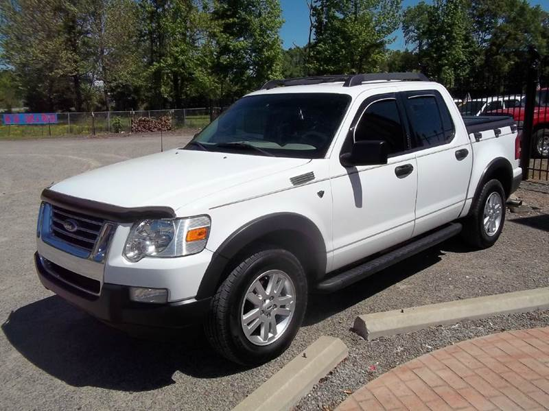2007 ford explorer sport trac xlt 4dr crew cab v8 in austin ar us pawn and loan. Black Bedroom Furniture Sets. Home Design Ideas