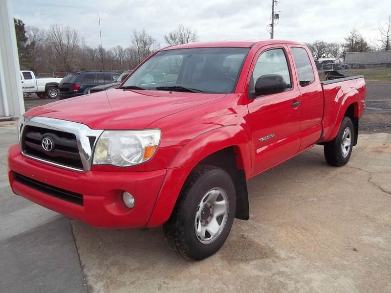 2008 toyota tacoma prerunner v6 4x2 4dr access cab 6 1 ft sb 5a in austin ar us pawn and loan. Black Bedroom Furniture Sets. Home Design Ideas