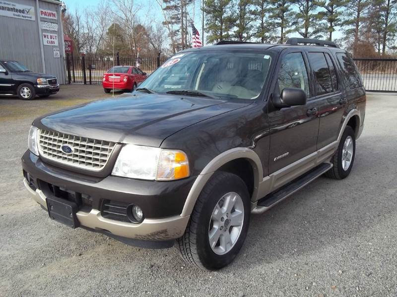 2005 ford explorer eddie bauer 4wd 4dr suv in austin ar us pawn and loan. Black Bedroom Furniture Sets. Home Design Ideas