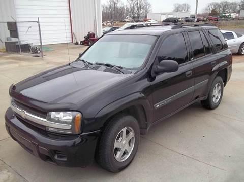 2004 Chevrolet TrailBlazer for sale in Austin, AR
