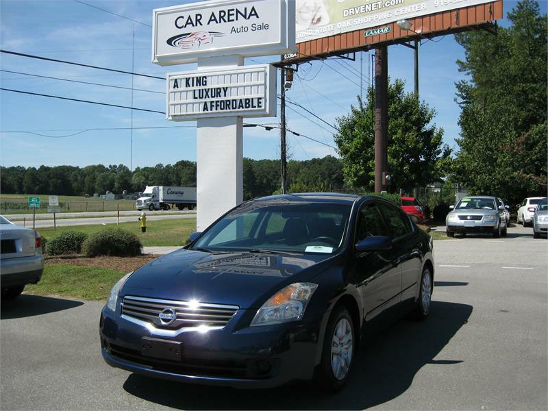Nissan Altima For Sale In Clayton Nc Carsforsale Com