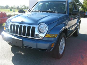 Jeep for sale clayton nc for Liberty used motors clayton clayton nc