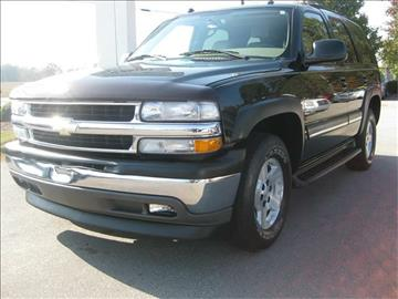2005 Chevrolet Tahoe for sale in Clayton, NC