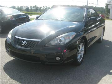 2007 Toyota Camry Solara for sale in Clayton, NC