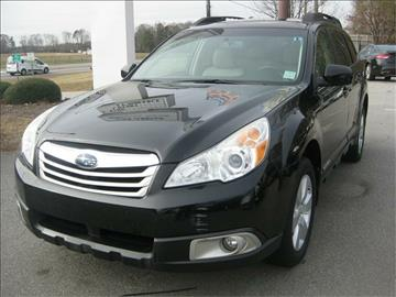 2011 Subaru Outback for sale in Clayton, NC