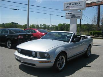2006 Ford Mustang for sale in Clayton, NC