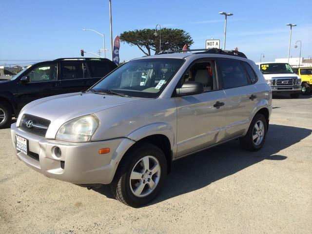 2005 Hyundai Tucson for sale in Seaside CA