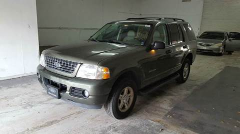 2004 Ford Explorer for sale in Hollywood, FL