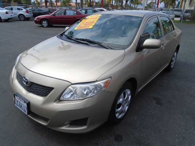 2009 TOYOTA COROLLA LE 4DR SEDAN 4A gold this 2009 toyota corolla le is loaded and ready for a ne