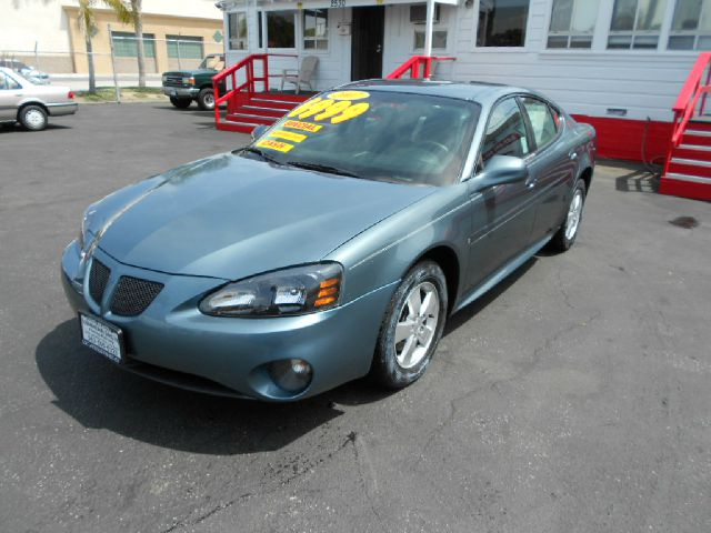 2007 PONTIAC GRAND PRIX BASE 4DR SEDAN green this awesome 2007 pontiac grand prix is  very reliab
