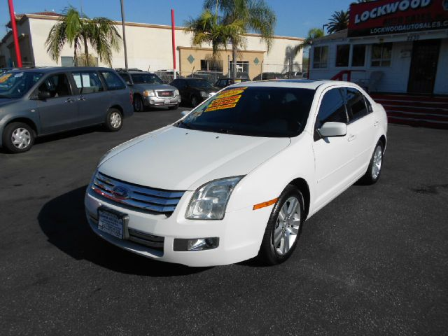 2006 FORD FUSION V6 SEL 4DR SEDAN white this handsome 2006 ford fusion sel is in fantastic conditi