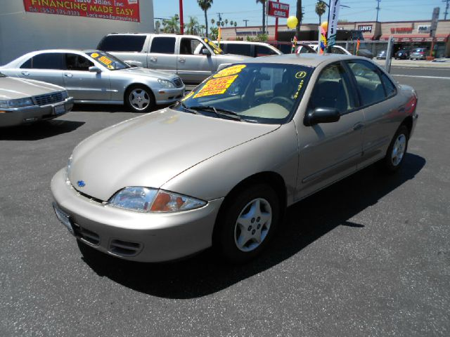 2000 CHEVROLET CAVALIER BASE 4DR STD SEDAN gold this cavalier is the perfect first car for any hig