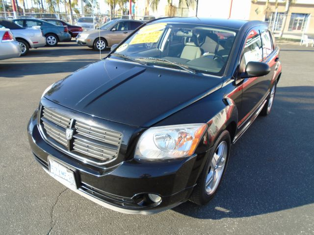 2007 DODGE CALIBER SXT 4DR WAGON black 2007 dodge caliber sxt  wow this black beauty is the