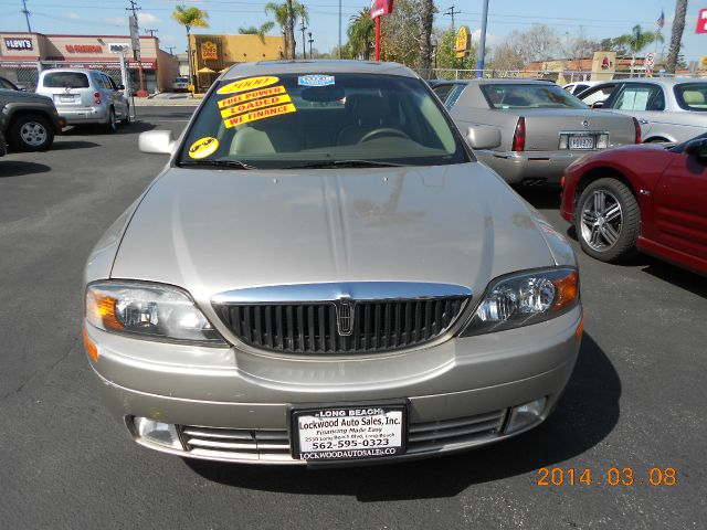 2000 LINCOLN LS V8 gray here at lockwood auto sales we make financing easy whether you are on