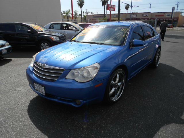 2007 CHRYSLER SEBRING LIMITED 4DR SEDAN blue this sky blue sebring is the one for you it comes wi