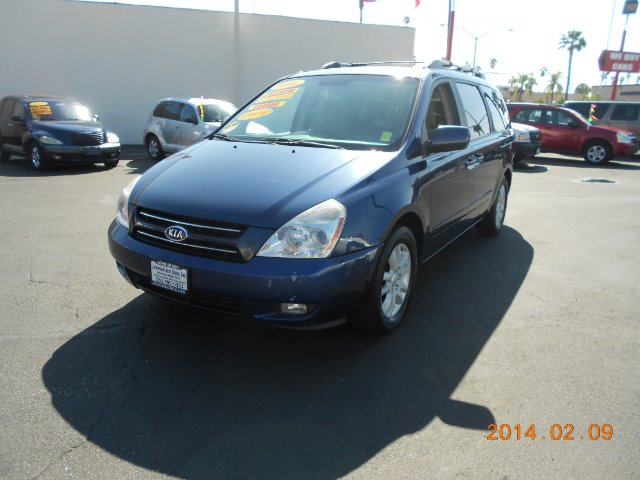 2006 KIA SEDONA blue this handsome 2006 kia sedona is in excellent running condition fuel efficie