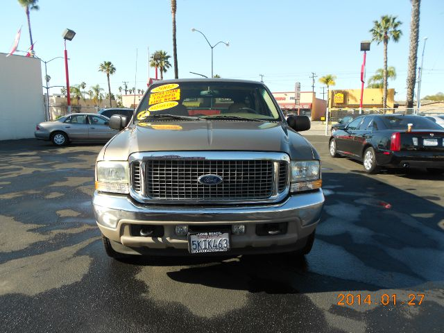 2002 FORD EXCURSION brown this 2002 ford excursion  is big comfortable and easy to drive powerfu