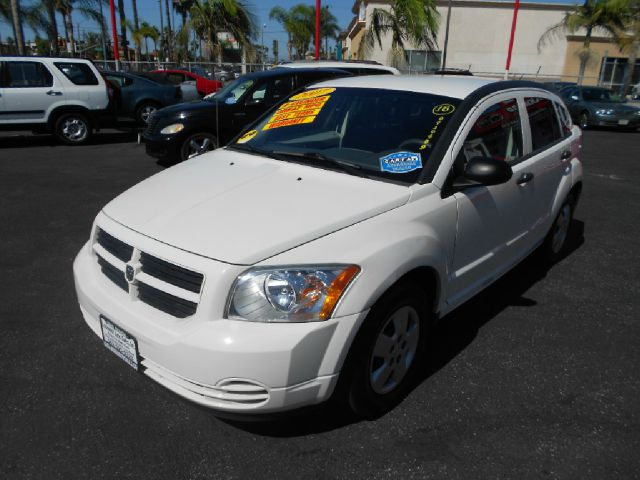 2007 DODGE CALIBER BASE 4DR WAGON white this is the perfect commuter car to own whether you need
