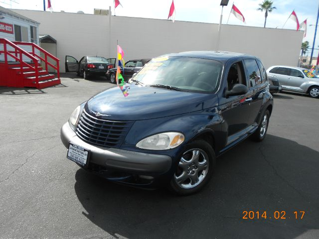 2001 CHRYSLER PT CRUISER BASE blue one owner   just got inthis sharp 2001 chrysler pt cruiser