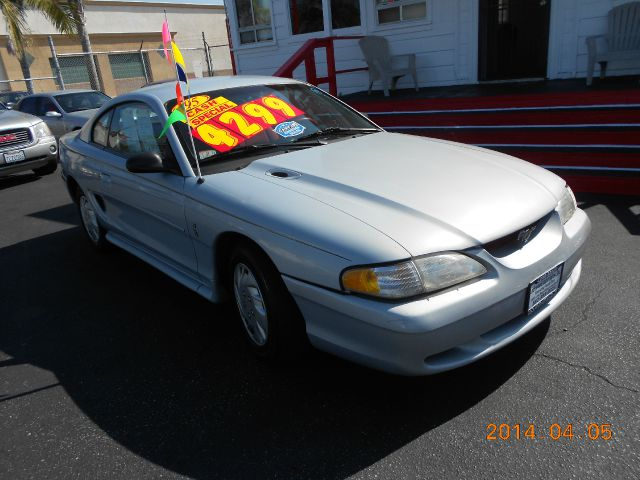 1995 FORD MUSTANG COUPE silver new arrival excellent running  1995 ford mustang original miles
