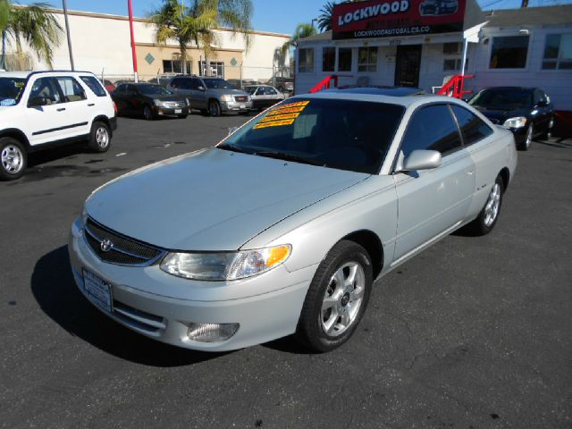 1999 TOYOTA CAMRY SOLARA SLE V6 2DR COUPE silver this extra clean solara sle is in fantastic condi