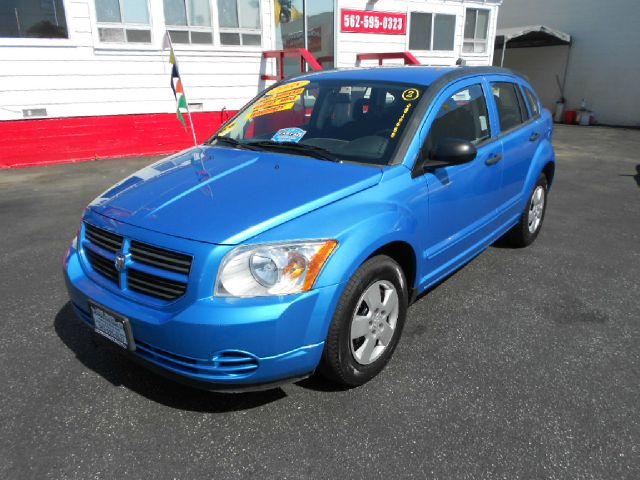 2008 DODGE CALIBER SE 4DR WAGON blue this baby blue dodge caliber is a very reliable car to own i
