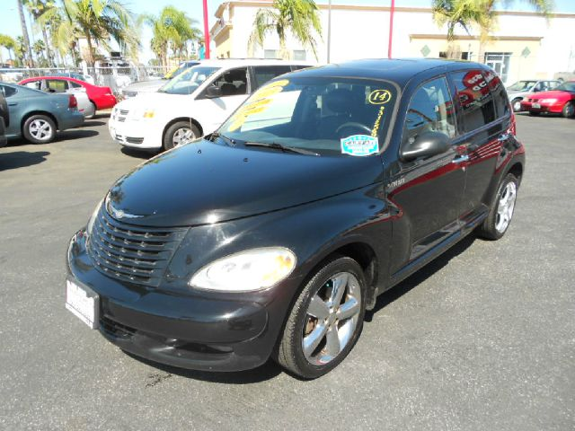 2003 CHRYSLER PT CRUISER GT 4DR WAGON black this is the perfect commuter car to own whether you n