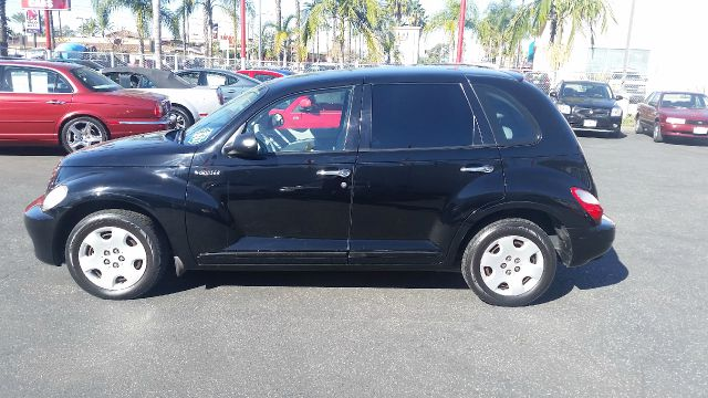 2006 CHRYSLER PT CRUISER TOURING 4DR WAGON black this handsome 2006 chrysler pt-cruiser is a hatch