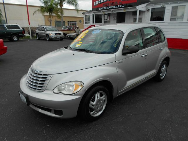 2006 CHRYSLER PT CRUISER TOURING 4DR WAGON silver just got in2006 chrysler pt cruiser it is i