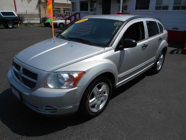 2008 DODGE CALIBER SXT 4DR WAGON silver this silver dodge caliber is a very reliable car to own i