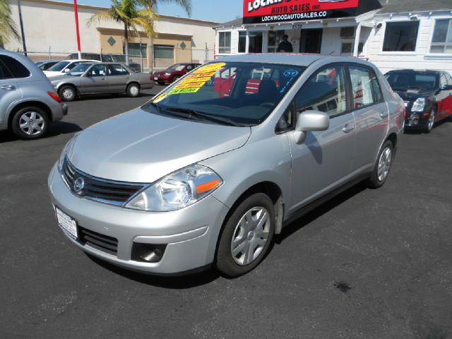 2011 NISSAN VERSA 18 SL SEDAN silver this is the perfect commuter car to own whether you need it