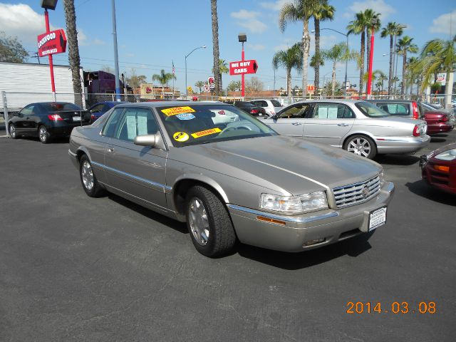 2000 CADILLAC ELDORADO BASE gold now this is luxury at its best you can be rolling down the str
