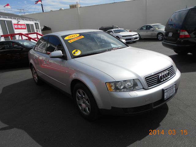 2003 AUDI A4 silver this 2003 audi a4 is a fun and reliable car to own it is a true gas saving ma