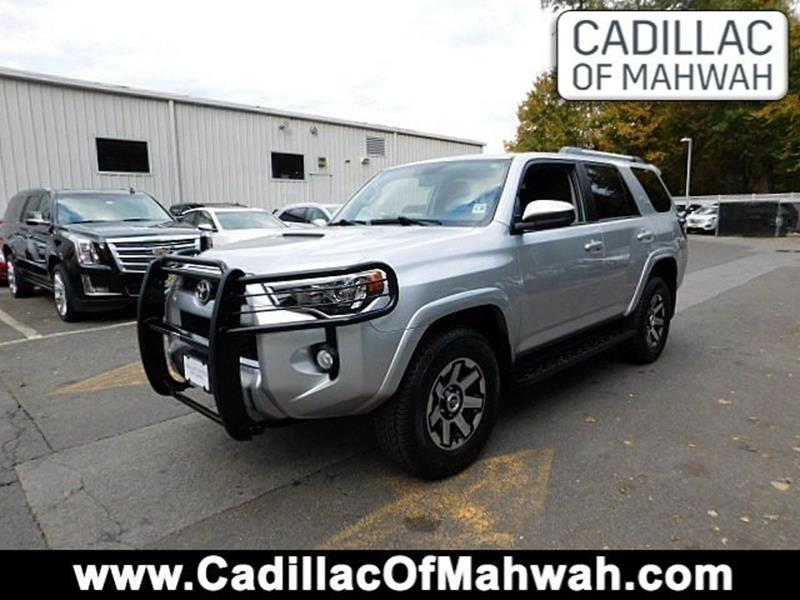 Cadillac Of Mahwah >> Used Toyota 4Runner For Sale in New Jersey - Carsforsale.com