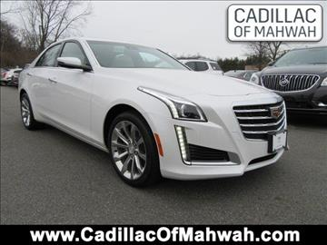 2017 Cadillac CTS for sale in Mahwah, NJ