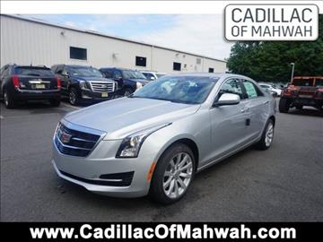2017 Cadillac ATS for sale in Mahwah, NJ