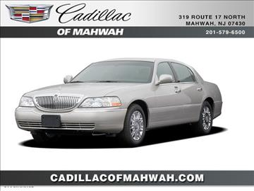 2006 Lincoln Town Car for sale in Mahwah, NJ