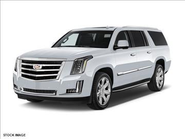 Used 2016 Cadillac Escalade Esv For Sale Carsforsale Com