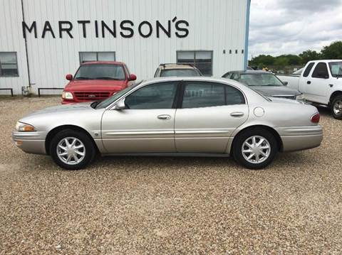 2004 Buick LeSabre for sale in Gainesville, TX