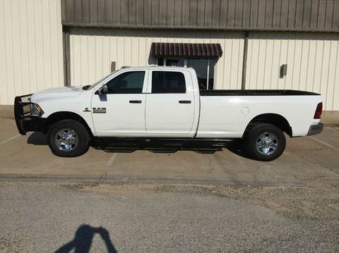 2014 RAM Ram Pickup 3500 for sale in Gainesville, TX