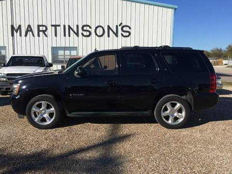 2007 Chevrolet Tahoe for sale in Gainesville, TX