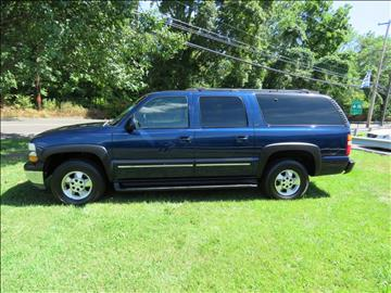 2001 Chevrolet Suburban for sale in Huntingdon Valley, PA