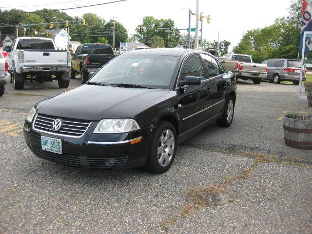 Bad Credit Cars Kingston Used 2002 Volkswagen Passat For