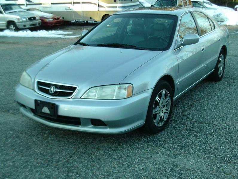 Acura TL For Sale In Sedalia MO Carsforsalecom - 2001 acura tl for sale