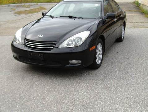 2004 Lexus ES 330 for sale in Kingston, NH