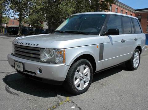 2004 Land Rover Range Rover for sale in Kingston, NH