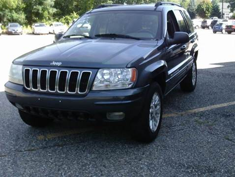 2002 Jeep Grand Cherokee for sale in Kingston, NH